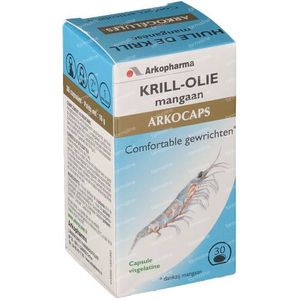 Arkogélules Huile De Krill 30 St Capsules