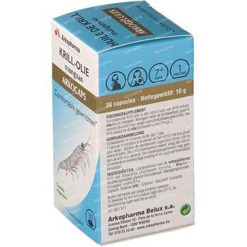 Arkogélules Huile De Krill 30 capsules