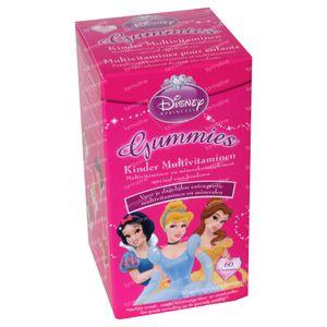 Disney MultiVitamin Child Princess 60 St Cápsulas