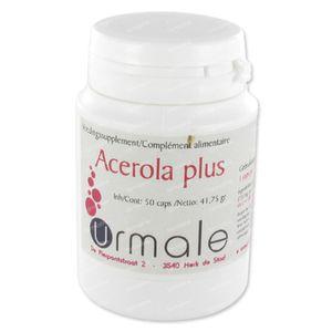 Urmale Acerola Plus 50 cápsulas