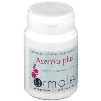 Urmale Acerola Plus 50 capsules