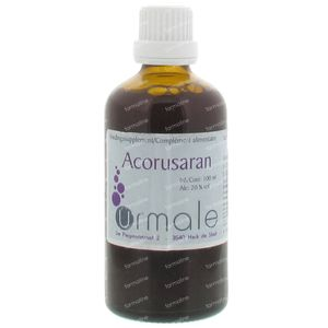 Urmale Acorusan 100 ml