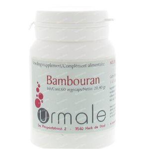 Urmale Bambouran 60 cápsulas
