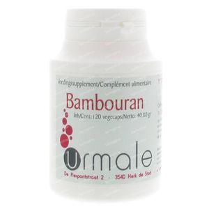 Urmale Bambouran 120 cápsulas