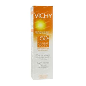 Vichy Capital Soleil Sun Cream Face IP50+ 30 ml
