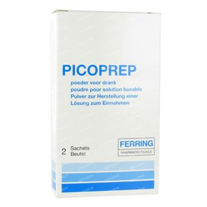 Picoprep Poudre Sol. Buv. Sacs 2 pièces