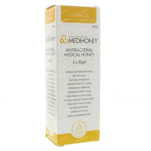 Medihoney Anti-Bacteriumel Medicin Honey 100 g