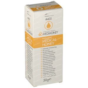 Medihoney Anti-Bacteriumel Medicin Honey 50 g