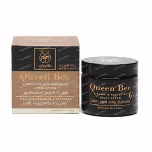 Apivita Queen Bee Verstevigende & Herstellende Nachtcrème 50 ml