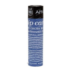 Apivita Lip Care Lipstick Met Cacao Boter SPF20 4 g tube