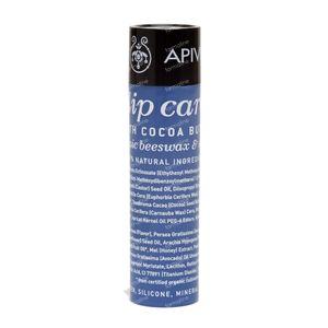Apivita Lip Care Stick Pour Levres Au Beurre De Cacao SPF20 4 g tube