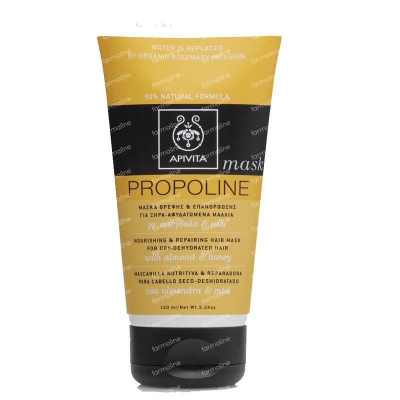 apivita masque pour cheveux secs deshydrates 150 ml tube commander ici en ligne. Black Bedroom Furniture Sets. Home Design Ideas