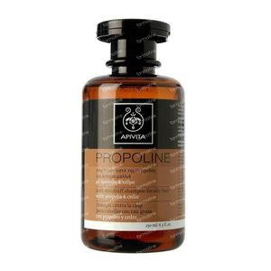 Apivita Shampoing Anti-Pellicules Pour Cheveux Gras 250 ml bouteille