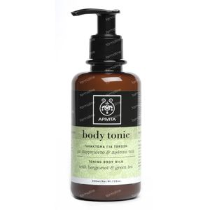Apivita Body Tonic Tonificerende Body Melk 200 ml fles