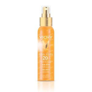 Vichy Capital Soleil Sun Oil IP20+ 125 ml vaporizador