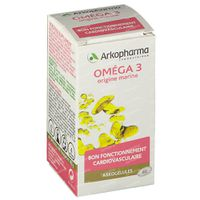 Arkocaps Omega 3 60  kapseln