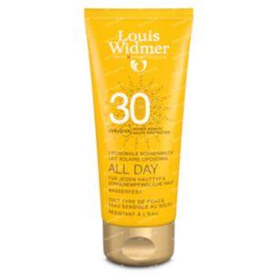 Louis Widmer All Day SPF30 Licht Geparfumeerd 200 ml