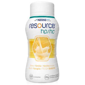 Resource HP/HC Vanille 4x200 ml