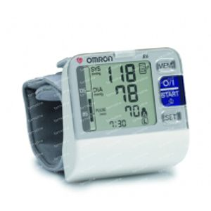 Omron sphygmomanometer R6 Wrist 1 St
