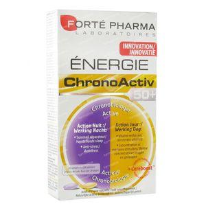 Forté Pharma Energie Chrono Activ 50+ Forte 28 comprimés