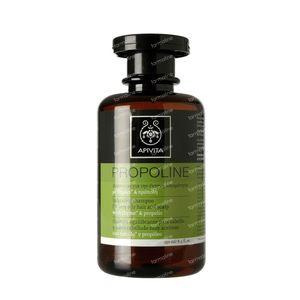 Apivita Shampoing Equilibrant Pour Cheveux Très Gras 250 ml bouteille