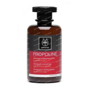 Apivita Shampooing Pour Cheveux Colores 250 ml bouteille