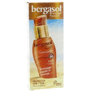 Bergasol Crème Visage SPF30 50 ml