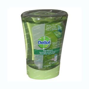 Dettol Healthy Touch Refill Thé Vert 250 ml