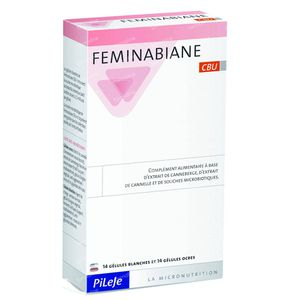 Feminabiane Urinary Comfort 28 items capsules