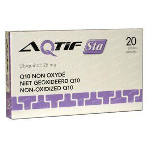 Aqtif STA 20 cápsulas