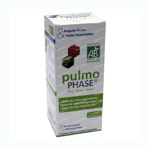 Pulmophase 125 ml Syrup