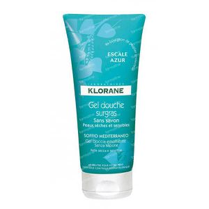 Klorane Showergel Escale Azur 200 ml
