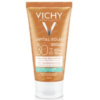 Image of Vichy Capital Soleil Dry Touch Face Fluid SPF30 50 ml