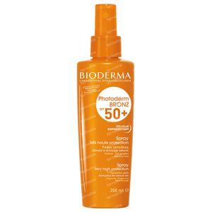 Bioderma Photoderm Bronz Spray SPF50+ 200 ml spray