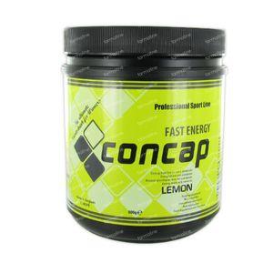 Concap Fast Energy Lemon 800 g