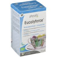 Physalis Eucalyforce Herbal Infusion Bio 20  beutel