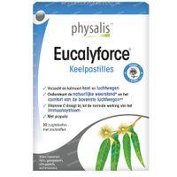 Physalis Eucalyforce 30  lutschpastillen