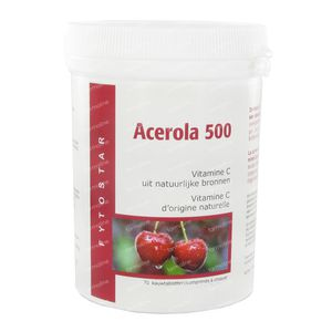 Acerola 500 70 tabletten