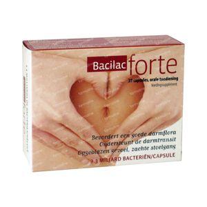Bacilac Forte 10 St Capsulas de accion retardada