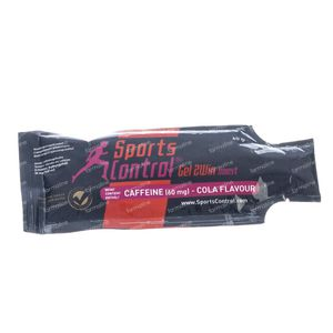 Sportscontrol 2Win Gel Boost 25 bags