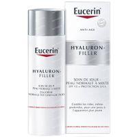 Eucerin Hyaluron-Filler Dagcrème Normale tot Gemengde Huid 50 ml