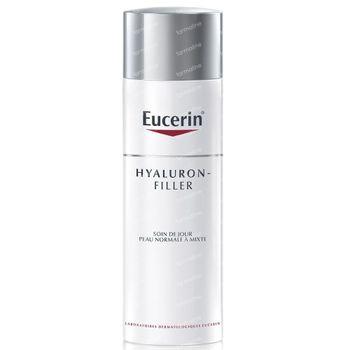 Eucerin Hyaluron-Filler Soin De Jour Peau Peau Normale à Mixte 50 ml