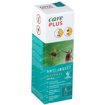 Care Plus Anti-Insect Natural Spray Bio 60 ml