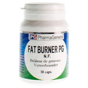 Pharmagenerix Fat Burner 50 capsules