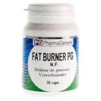 Pharmagenerix Fat Burner 50  kapseln