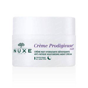 Nuxe Crème Prodigieuse Anti-Vermoeidheid Nachtcrème 50 ml