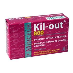 Kil-Out 800 60 St Comprimidos