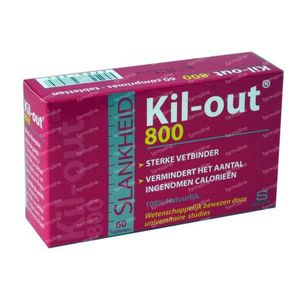 Kil-Out 800 60 tabletten