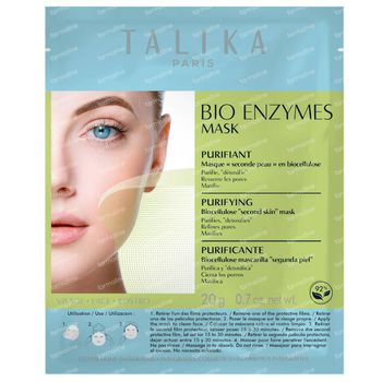 Talika Bio Enzymes Masque Purifiant 1 st