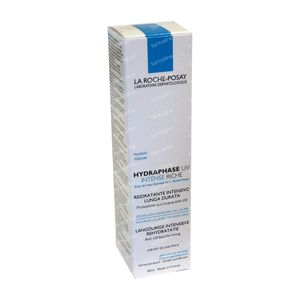 La Roche Posay Hydraphase UV Intense Rijk SPF20 50 ml